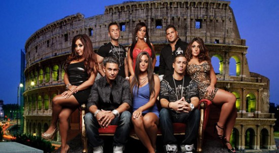 jersey shore season 4 italy trailer. Season 4 of the Jersey Shore