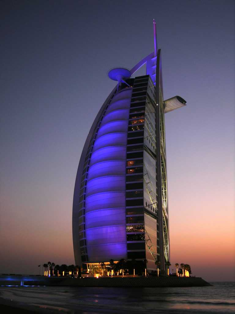 Burj al arab hotel in dubai home of the world s scariest Burj al arab architecture