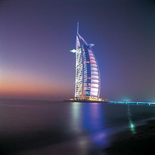 Burj Al Arab Is A 202 Room 5 Star Modern Luxury Resort Hotel In Dubai United Emirates