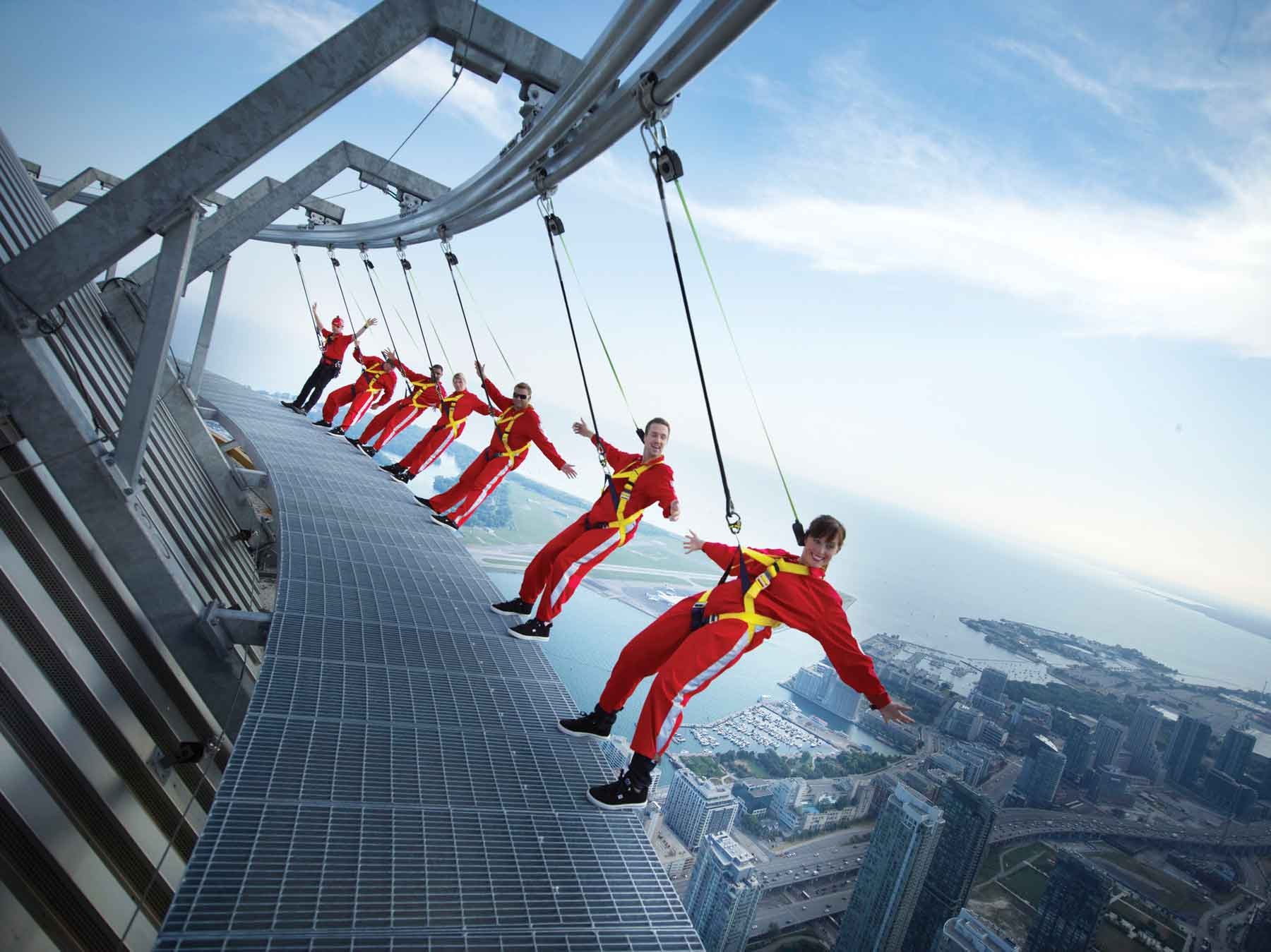 edgewalk lakeside 25 Things To Do Before I turn 25