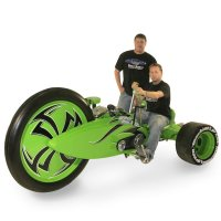 The Lean Green Machine:  A Big Wheels For Adults