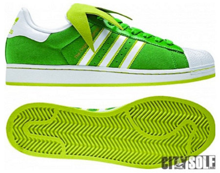 low priced 78d2f 6e2a3 (Kermit The Frog and adidas Superstar II)