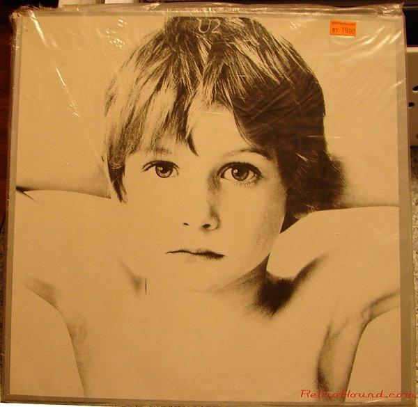 U2 Album Cover Boy
