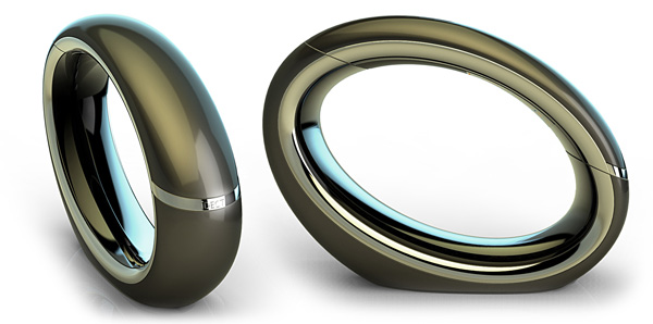 The Eclipse DECT Wireless Phone By Sebastien Sauvage | blurppy
