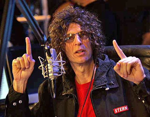 Breaking News: Howard Stern Hired As Judge On NBC'S Hit ...