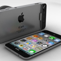 iCam Photo Lens Case For iPhone