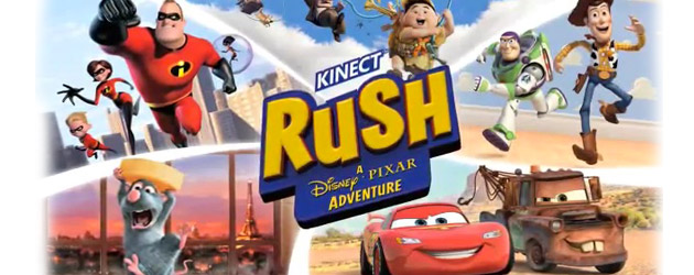 Kinect Rush: A Disney/Pixar Adventure for Xbox 360 | blurppy