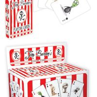 TIm Burton Playing Cards by Dark Horse Deluxe