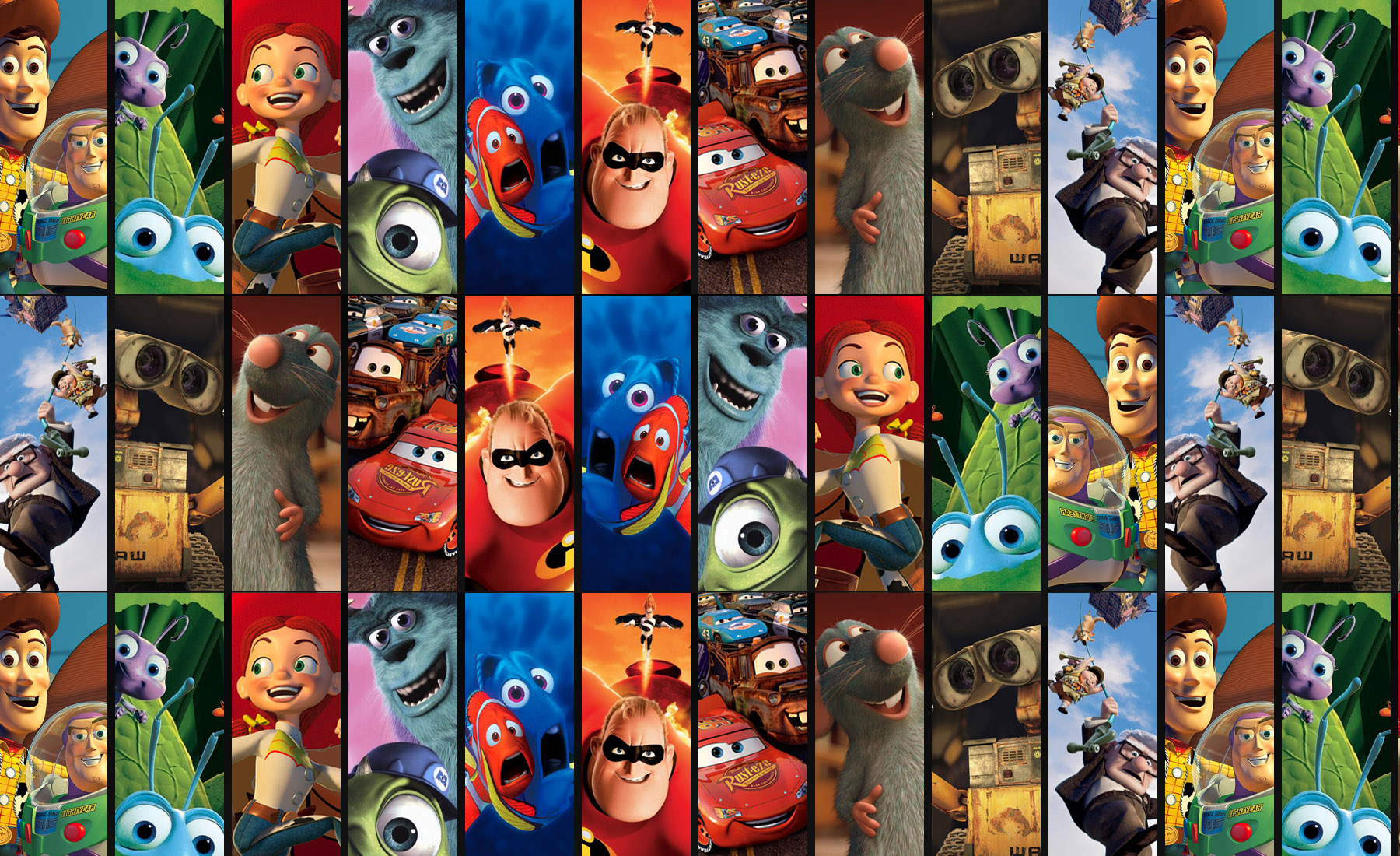 The pixar story features exclusive interviews with some of the key