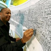 "Stephen Wiltshire aka ""The Living Camera"": The Incredibly Gifted Autistic Artist Who Draws From Memory"