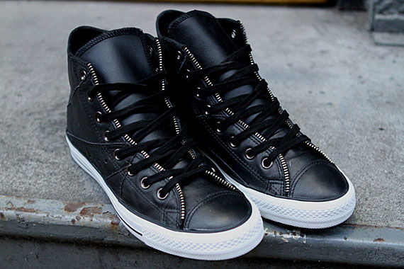 4708978abb8ec5 CONVERSE Chuck Taylor All Star Hi   Ox – Spring 2012 Motorcycle Pack ...