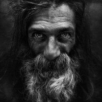 Lee Jeffries Give Us Magnificently Detailed Black And White Portraits of the Homeless