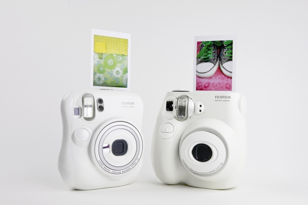 the instax mini 7s and mini 25 instant cameras instant. Black Bedroom Furniture Sets. Home Design Ideas
