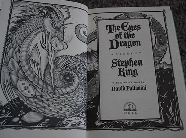 an analysis of the eyes of the dragon by stephen king Long story short: the eyes of the dragon was my gateway drug in the short term, it made me a stephen king fan in the short term, it made me a stephen king fan in the long term, it made me a voracious reader and a dedicated writer.