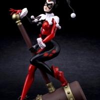 Kotobukiya Presents: DC Comics Harley Quinn Bishoijo Statue