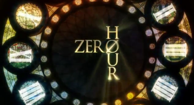 ABC'S - The Zero Hour