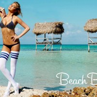 "Kate Upton For Beach Bunny Swimwear...""Aye Aye Captain, All ABOARD!"""