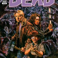 The Walking Dead, Issue #100, View All 9 Variant Covers