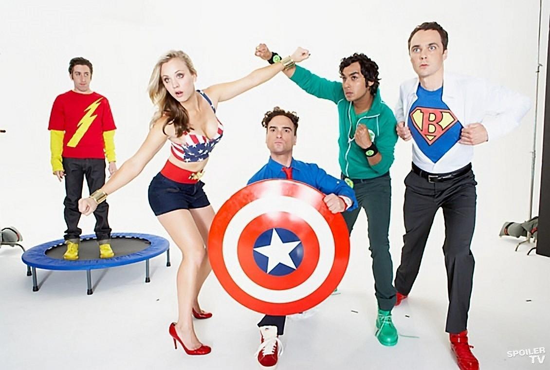 مسلسل The Big Bang Theory الموسم الرابع كامل مترجم مشاهدة اون لاين و تحميل  1a98