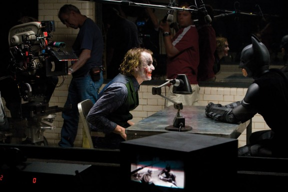Nolan's Batman - The art and making of the Dark Knight Trilogy 1aer