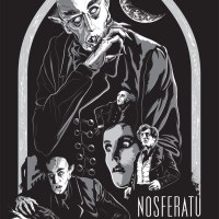 Check Out Artist Christopher Cox Impressive 'Nosferatu' Print