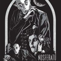 Check Out Artist Christopher Cox Impressive 'Nosferatu' Print