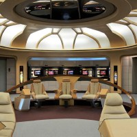Help Restore The Bridge Of Star Trek The Next Generation's Enterprise D