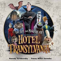 The Art And Making Of Hotel Transylvania Is a Boo-ti-ful Book