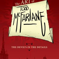 The Art Of Todd McFarlane: The Devil's In The Details Coming Soon From Image Comics