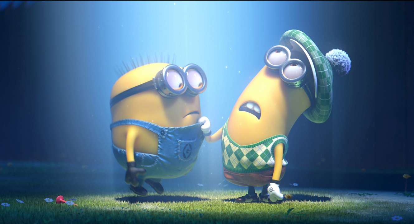 Watch The New Trailer For Despicable Me 2 From Universal ...