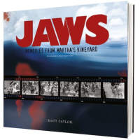 Jaws: Memories From Martha's Vineyard (Expanded 2nd Edition) By Matt Taylor