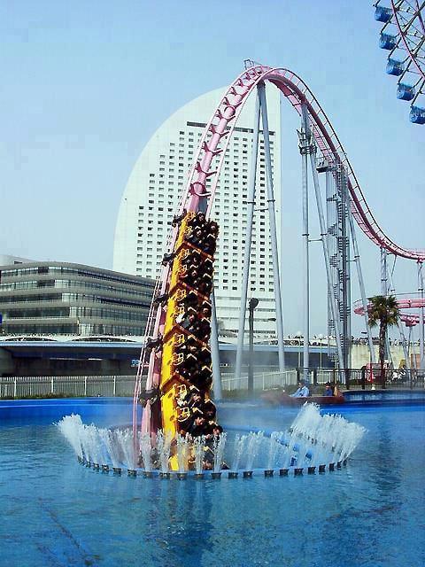 The Vanish Rollercoaster, Japan