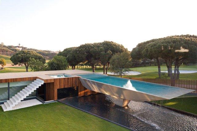Modern Home in Portugal
