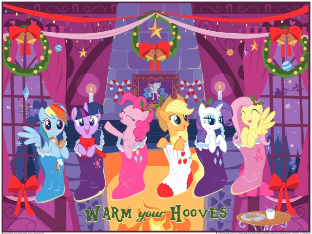 My Little Pony:  Friendship is Magic: Warm Your Hooves