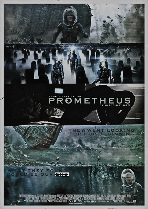 Prometheus by Midnight Marauder