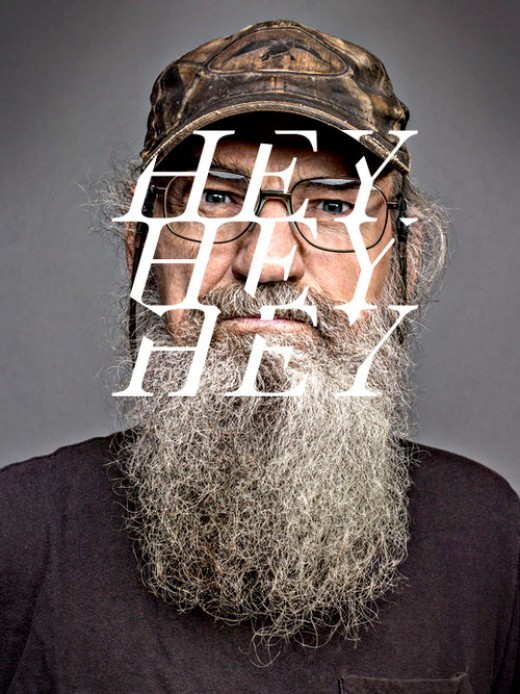 Duck Dynasty's Infamous Uncle Si
