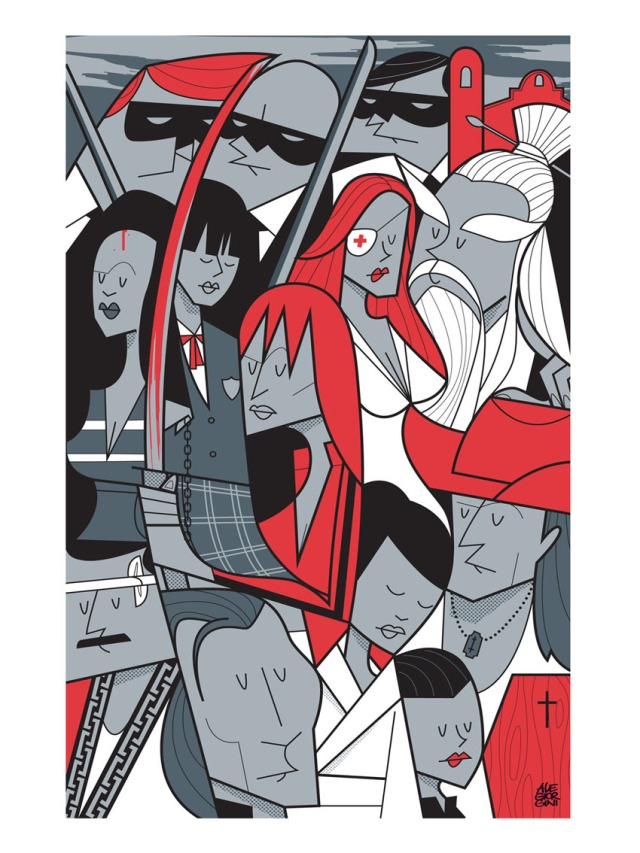 Kill Bill - Ale Giorgini