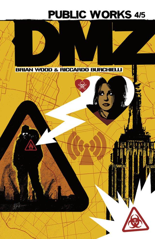 Brian Wood DMZ