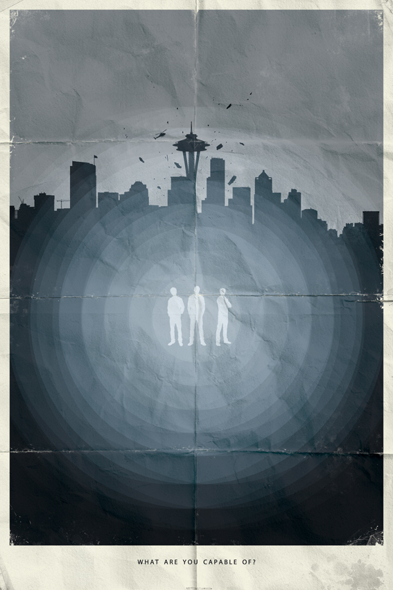One of Marko's Chronicle posters.  See the rest HERE