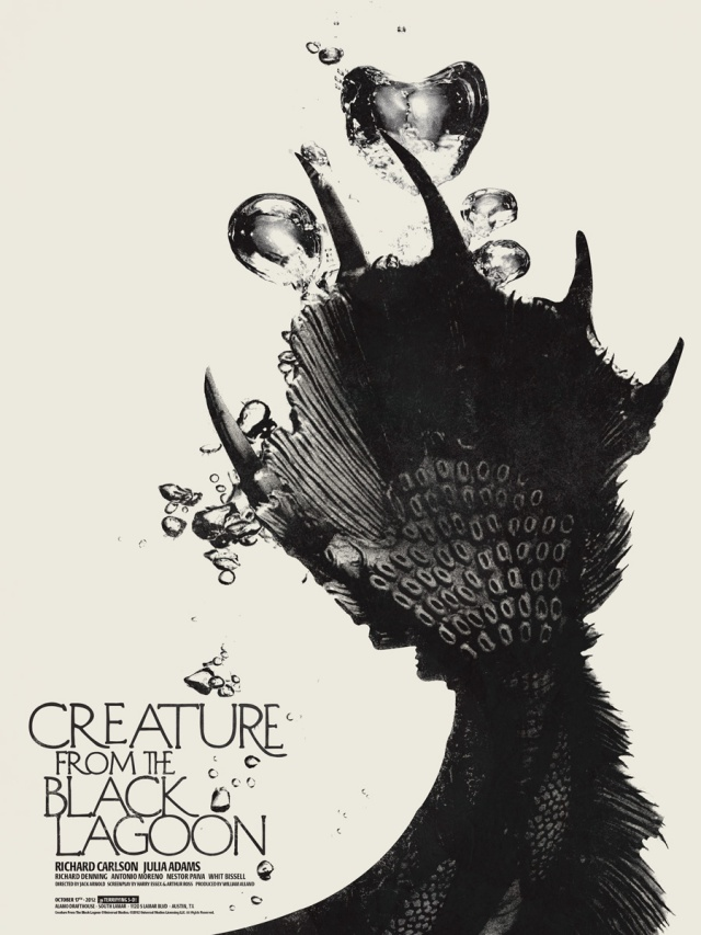 Creature From The Black Lagoon by Jay Shaw