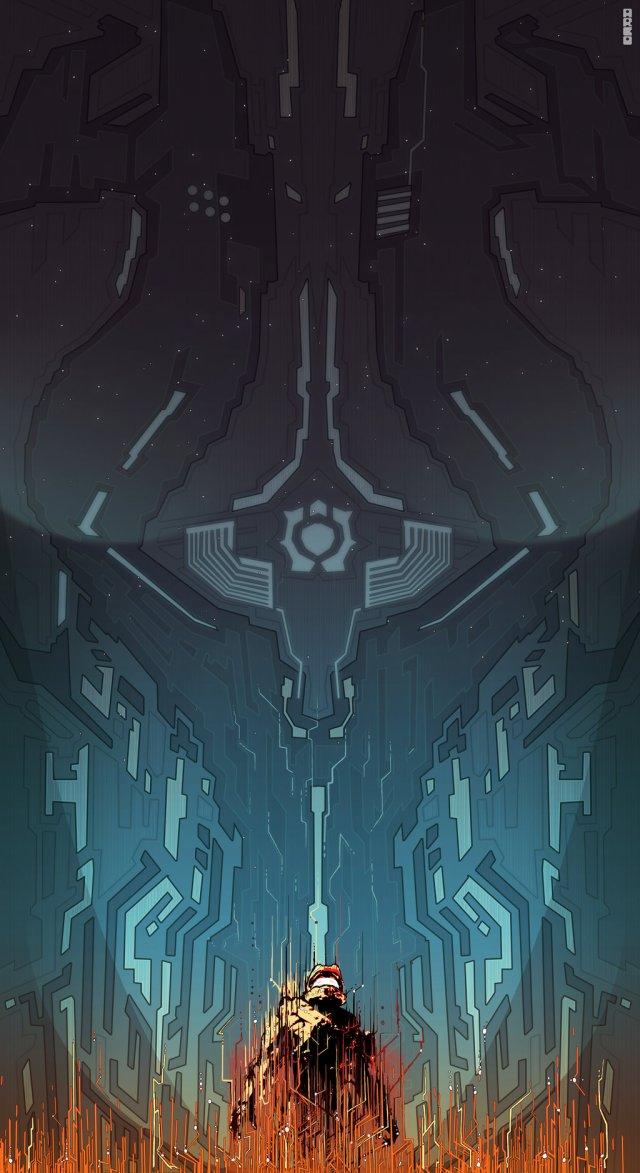 Halo 4 Teaser Poster