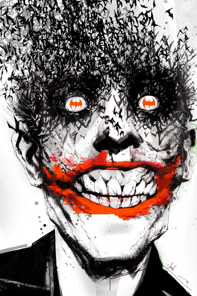 The Joker by Jock