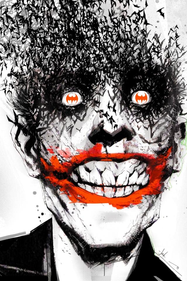 The Joker by Jock