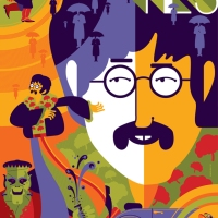 "Dark Hall Mansion To Release Officially Licensed 4-Print Set For ""The Fab Four"" On Tuesday, February 12th By Tom Whalen"