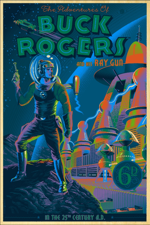 Buck Rogers - Laurent Durieux (Variant)