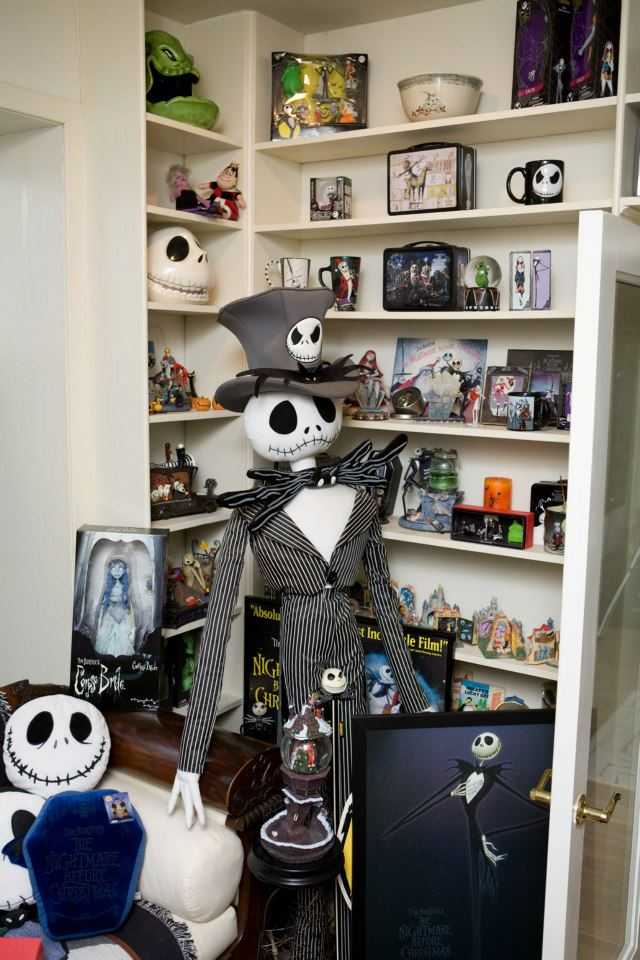 Nightmare Before Christmas Collectibles Nightmare before christmas