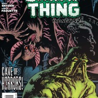 OUT TODAY! Scott Snyder's Swamp Thing #16 Will Make You RUN To Your Comic Book Store