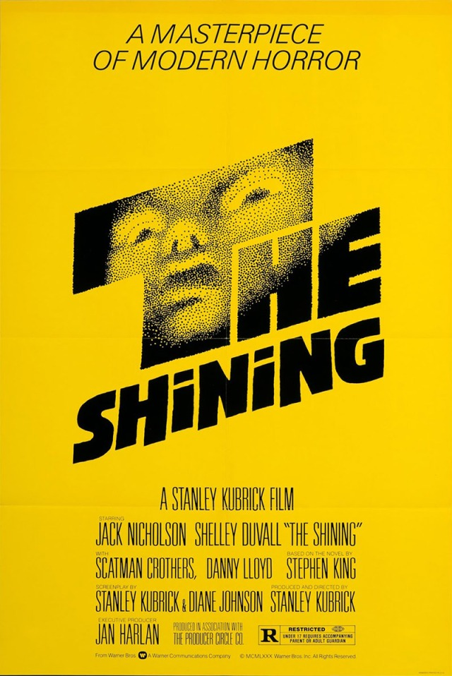 The Shining By Saul Bass