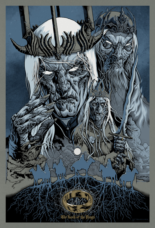 Servants of Sauron by Mike