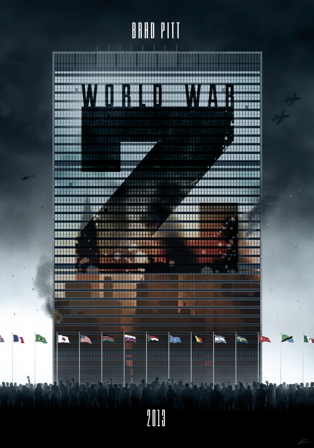 World War Z by Marko Manev